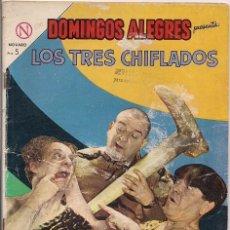 Tebeos: NOVARO. DOMINGOS ALEGRES. 530.. Lote 271196403