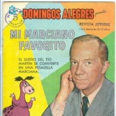 Tebeos: NOVARO. DOMINGOS ALEGRES. 616.. Lote 271196443