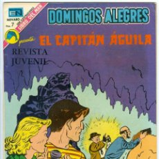 Tebeos: NOVARO. DOMINGOS ALEGRES. 987.. Lote 271196463