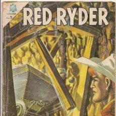 Giornalini: NOVARO. RED RYDER. 142.. Lote 271265433