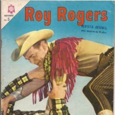 Tebeos: NOVARO. ROY ROGERS. 163.. Lote 271278113