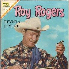 Tebeos: NOVARO. ROY ROGERS. 198.. Lote 271278193