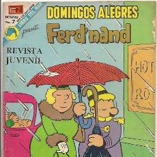 Tebeos: NOVARO. DOMINGOS ALEGRES. 1013.. Lote 271278538