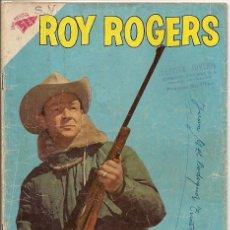 Tebeos: NOVARO. ROY ROGERS. 91.. Lote 271279233