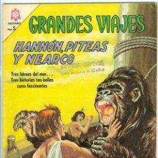 Livros de Banda Desenhada: NOVARO. GRANDES VIAJES. 41. Lote 271280763