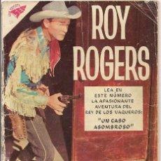Livros de Banda Desenhada: NOVARO. ROY ROGERS. 76.. Lote 271287918