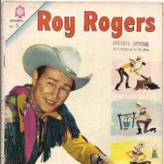 Tebeos: NOVARO. ROY ROGERS. 158.. Lote 271287963