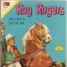 Tebeos: NOVARO. ROY ROGERS. 209.. Lote 271288073