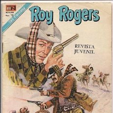Tebeos: NOVARO. ROY ROGERS. 367.. Lote 271288148