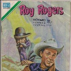 Tebeos: NOVARO. ROY ROGERS. 419.. Lote 271288198