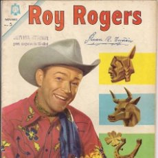 Tebeos: NOVARO. ROY ROGERS. 155.. Lote 271304758