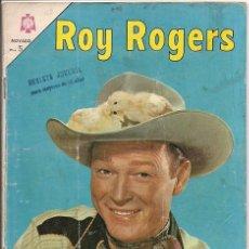 Tebeos: NOVARO. ROY ROGERS. 162.. Lote 271304768