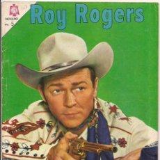 Tebeos: NOVARO. ROY ROGERS. 167.. Lote 271304778