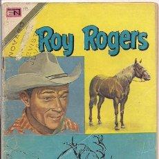 Tebeos: NOVARO. ROY ROGERS. 313.. Lote 271304833