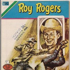 Tebeos: NOVARO. ROY ROGERS. 414.. Lote 271304853
