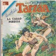 Tebeos: NOVARO. TARZAN DE LOS MONOS. 750.. Lote 271313658