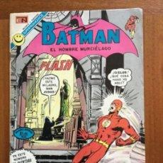 Tebeos: BATMAN- Nº 630. NOVARO - 1972.. Lote 271533978