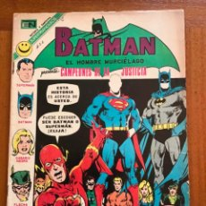 Tebeos: BATMAN- Nº 637. NOVARO - 1972.. Lote 271539123