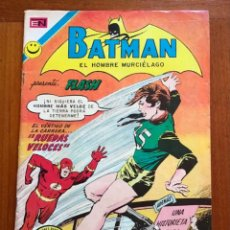 Tebeos: BATMAN- Nº 649. NOVARO - 1972.. Lote 271540293