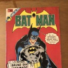 Tebeos: BATMAN- Nº 690. NOVARO - 1973.. Lote 271597948