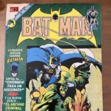 Tebeos: BATMAN- Nº 695. NOVARO - 1973.. Lote 271598263