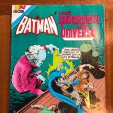 Tebeos: BATMAN- Nº 3 - 37. NOVARO - SERIE AVESTRUZ. 1982.. Lote 271657408