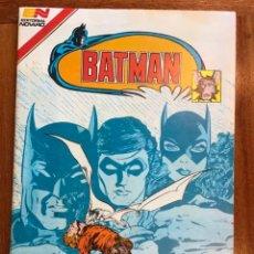 Tebeos: BATMAN- Nº 3 - 43. NOVARO - SERIE AVESTRUZ. 1983.. Lote 271659208