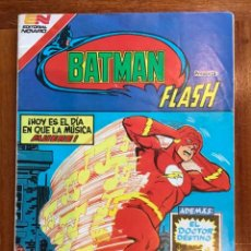Tebeos: BATMAN- Nº 3 - 58. NOVARO - SERIE AVESTRUZ. 1983.. Lote 271660653
