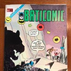 Tebeos: BATICOMIC Nº 58. EXTRAORDINARIO. NOVARO - 1971.. Lote 271696513