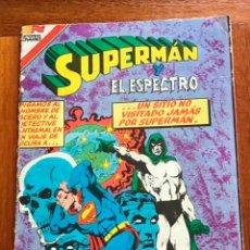 Tebeos: SUPERMAM - Nº 3 - 92. NOVARO - SERIE AVESTRUZ. 1982.. Lote 271789908