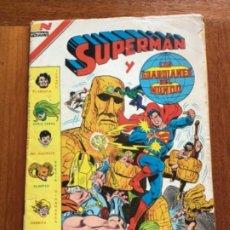 Tebeos: SUPERMAM - Nº 3 - 117. NOVARO - SERIE AVESTRUZ. 1983.. Lote 271797388