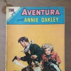 Tebeos: AVENTURA Nº 537. NOVARO - 1968. ANNIE OAKLEY. Lote 271978378