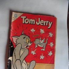 Tebeos: TOM Y JERRY Nº 212 NOVARO ORIGINAL. Lote 272251158