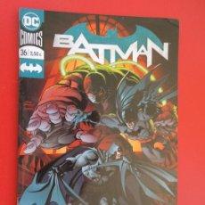 Tebeos: BATMAN - LA CIUDAD DE BANE 91/36 DC COMICS -2020. Lote 273182073