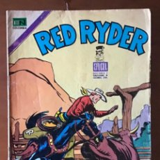 Tebeos: RED RYDER Nº 19 - 3. NOVARO (COLOMBIA), 1976. Lote 273494743