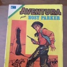 Tebeos: AVENTURA Nº 728. NOVARO - 1972. NOSY PARKER. Lote 273652753
