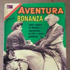 Tebeos: AVENTURA Nº 697. NOVARO - 1971. BONANZA. Lote 273668758