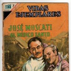 Livros de Banda Desenhada: VIDAS EJEMPLARES Nº 242 (NOVARO 1967) JOSE MOSCATI.. Lote 273991663