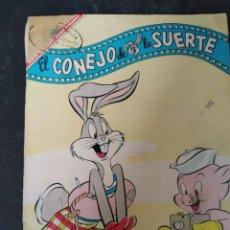 Tebeos: EL CONEJO DE LA SUERTE. Lote 274355878