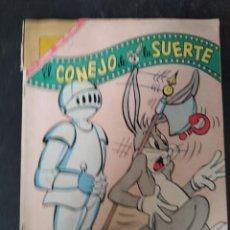 Tebeos: EL CONEJO DE LA SUERTE. Lote 274355933