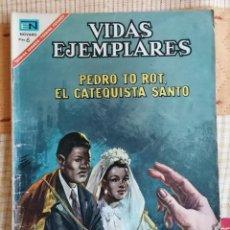 Tebeos: VIDAS EJEMPLARES Nº 248. PEDRO TO ROT, EL CATEQUISTA SANTO.-1967- EDITORIAL NOVARO. Lote 274799678