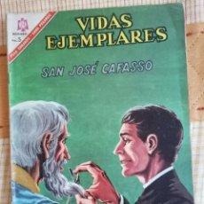 Tebeos: VIDAS EJEMPLARES Nº 231. SAN JOSE CAFASSO.-1966- EDITORIAL NOVARO. Lote 274799963