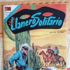 Tebeos: EL LLANERO SOLITARIO Nº 299, EDITORIAL NOVARO , AÑO XXI 18 SEPTIEMBRE DE 1973. Lote 274807323