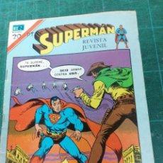 Tebeos: SUPERMAN. AÑO XXVI. N. 2-1123. Lote 275088618