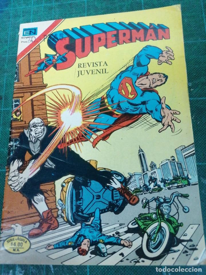 SUPERMAN. AÑO XXVI. N. 2-1134 (Tebeos y Comics - Novaro - Superman)