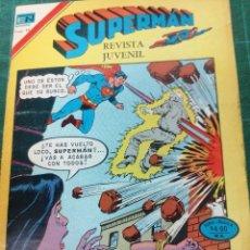 Tebeos: SUPERMAN. AÑO XXVI. N. 2-1129. Lote 275088798