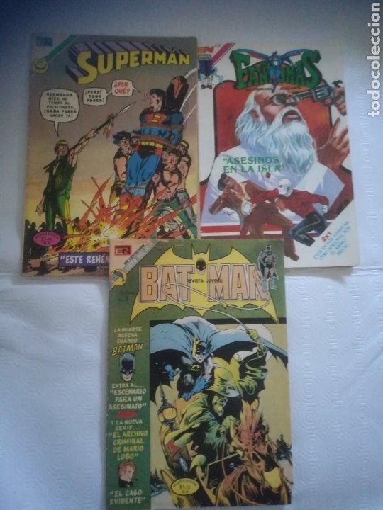 TEBEOS NOVARO BATMAN (Tebeos y Comics - Novaro - Batman)