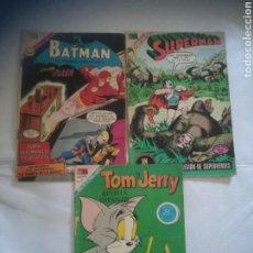 Livros de Banda Desenhada: TEBEOS NOVARO BATMAN. Lote 275101403