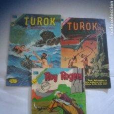 Tebeos: TEBEOS NOVARO ROY ROGERS. Lote 275101938
