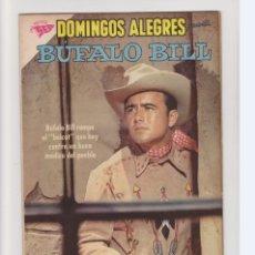 Tebeos: DOMINGOS ALEGRES NUMERO 417 BUFFALO BILL DE LA EDITORIAL NOVARO. Lote 275584113